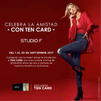 Celebra la amistad con Ten Card