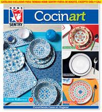 Catálogo Cocinart - Exclusivo para tiendas fuera de Bogotá, excepto Chía y Cali