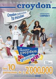 Campaña 9 - Con colegiales Croydon ¡Yo quiero ser!