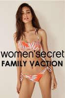 Ofertas de Women'Secret, Family Vacation