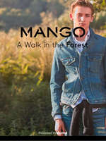 Ofertas de Mango, Mango a walk in the forest