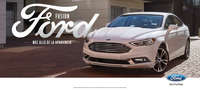Nuevo Ford Fusion