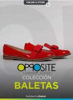 Ofertas de Opposite, Baletas