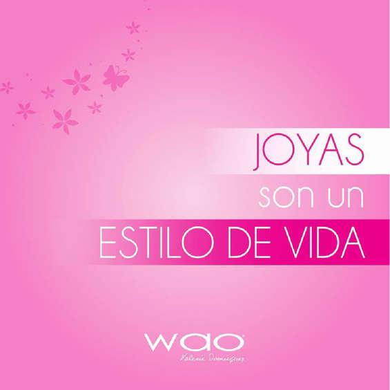 Ofertas de WAO, Joyas