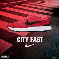 Colección Nike City Fast