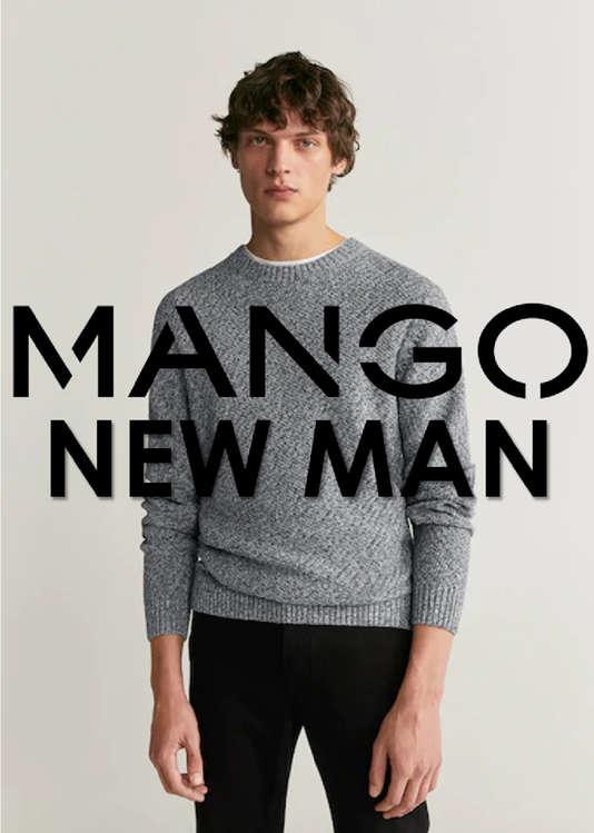 Ofertas de Mango, New Man