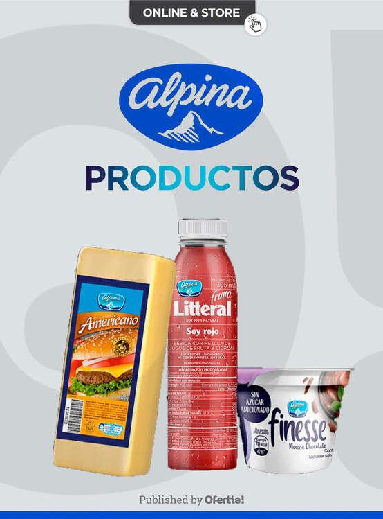 Ofertas de Alpina, Alpina productos