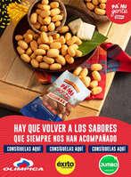 Ofertas de Bimbo, Achiras - Pa Mi Gente