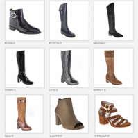 Colección de zapatos para mujer