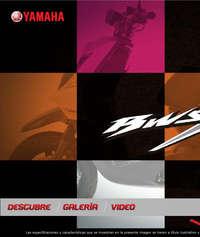 Yamaha BWS X