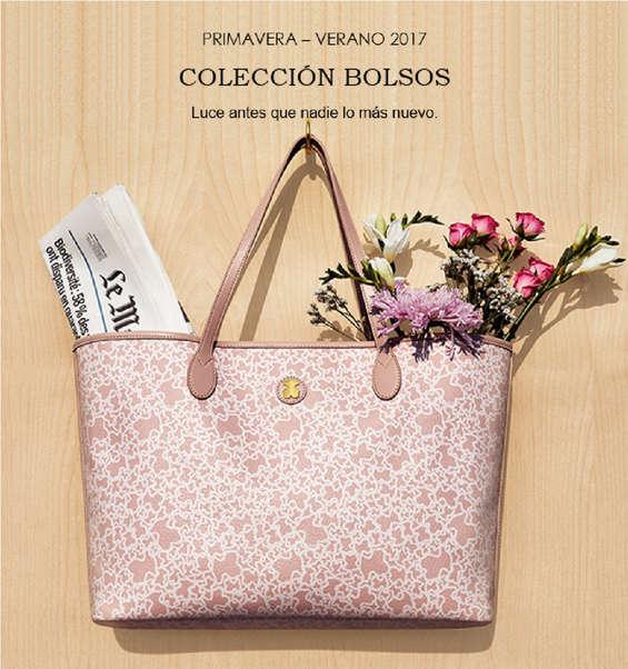 Ofertas de Tous, Colección Bolsos - Primavera Verano 2017