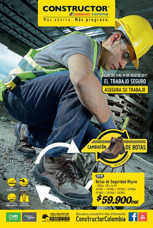 Ofertas de Constructor, El trabajo seguro asegura su trabajo - Bogotá