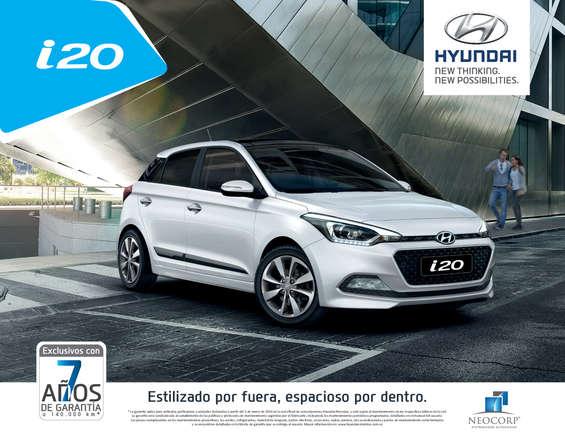 Ofertas de Hyundai, Nuevo i20
