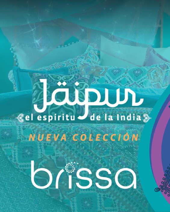 Ofertas de Brissa, Nueva Colección Japur - El espíritu de la India