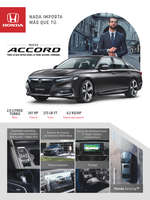 Ofertas de Honda Autos, ACCORD