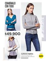 Ofertas de Éxito, Catálogo - Moda Éxito