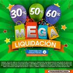 Ofertas de Librería Panamericana, Mega liquidacion