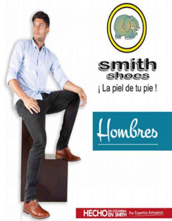 Ofertas de Smith Shoes, Zapatos Hombre