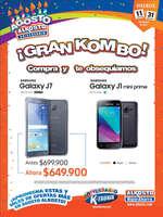 Ofertas de KTronix, ¡Gran Kombo! Compra y te obsequiamos