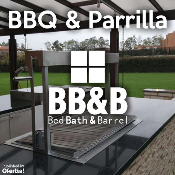 Ofertas de Bed Bath And Barrel, BBQ & Parrilla